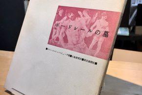 森開社の本(「ボードレールの墓」など)、矢川澄子「野溝七生子というひと」、舟崎克彦・金子國義「リボンヌ」ほか