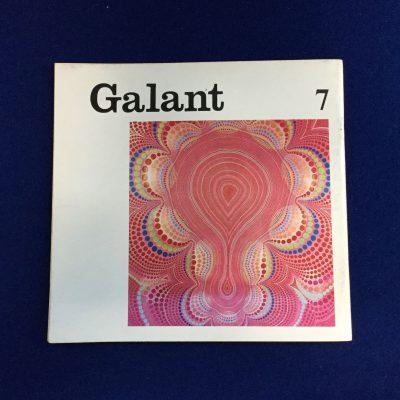 詩画誌「Galant ガラン」7